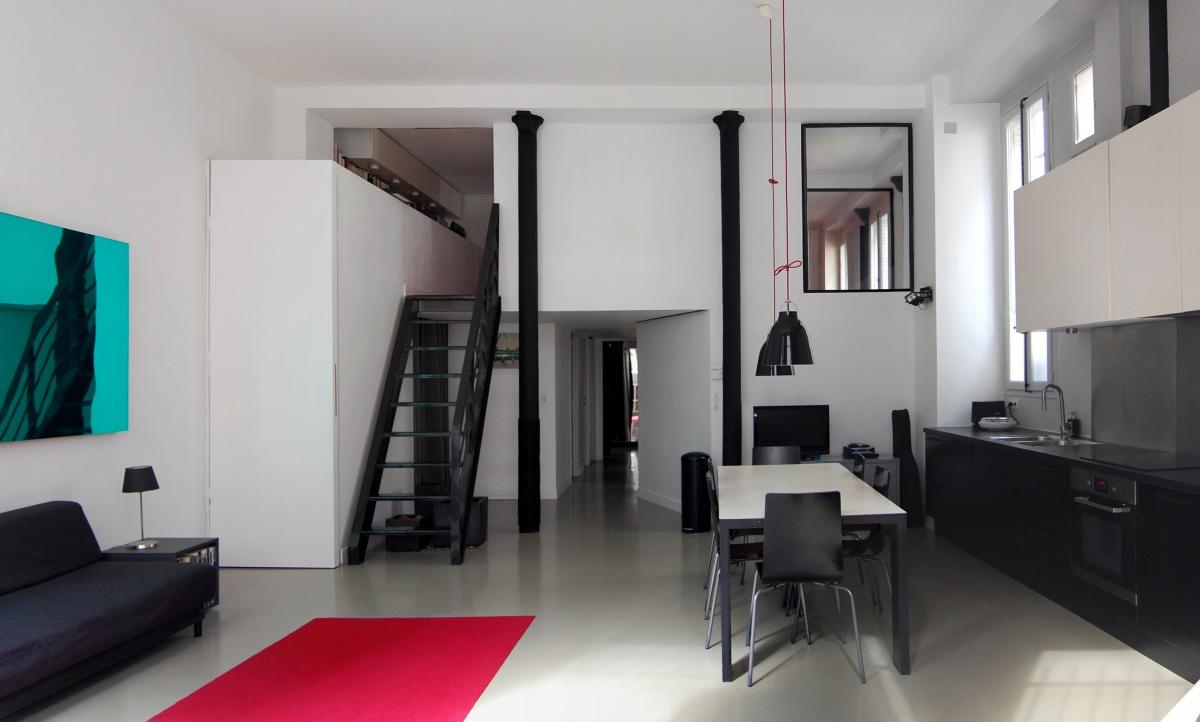 Duplex à Paris