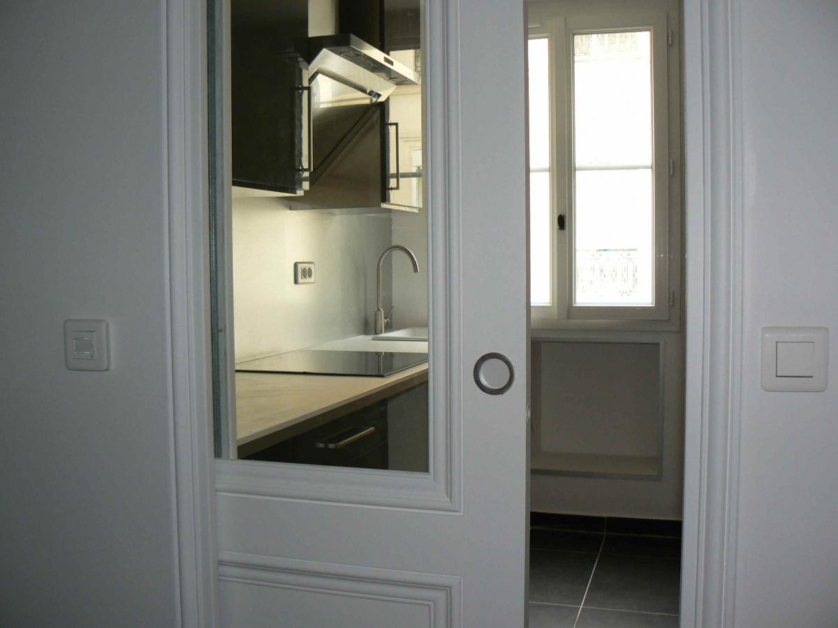 Rehabilitation d'un appartement