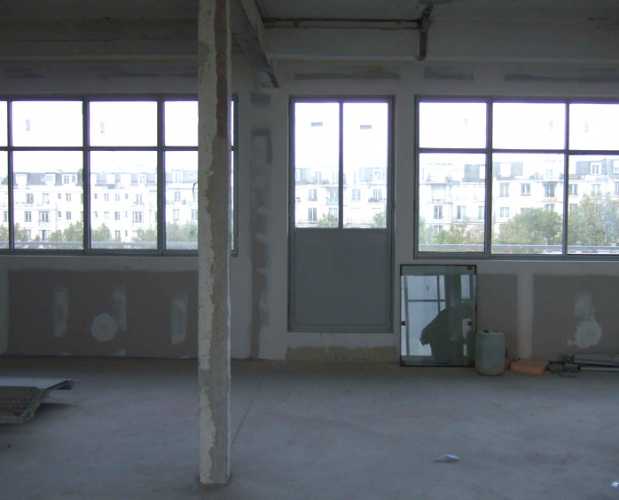 Loft Paris 19° : 7° avant1
