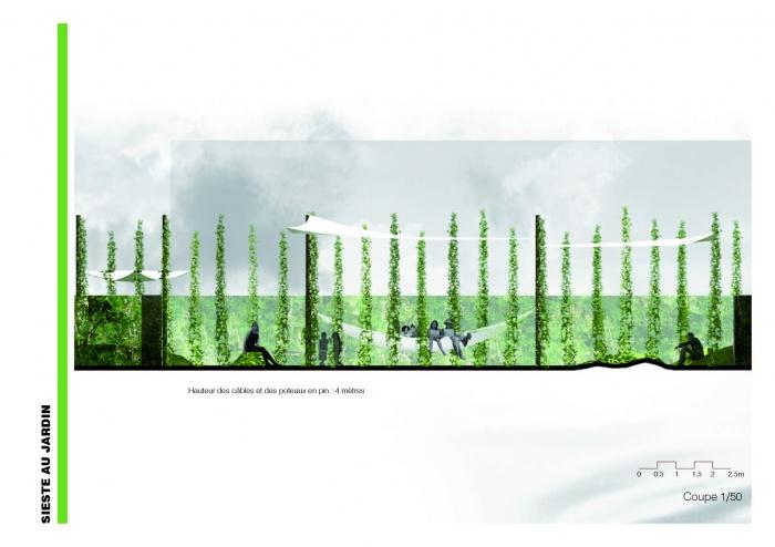 Sieste au jardin / 19ème FESTIVAL INTERNATIONAL DES JARDINS DE CHAUMONT-SUR-LOIRE : Rendu Chaumont 2010_Page_3