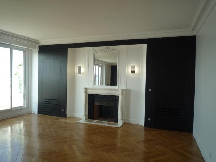 Rénovation appartement Boulevard Flandrin à Paris 16