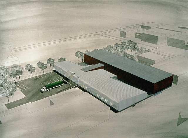 Réserves du Musée des Arts et Métiers / pour F. Deslaugiers architecte