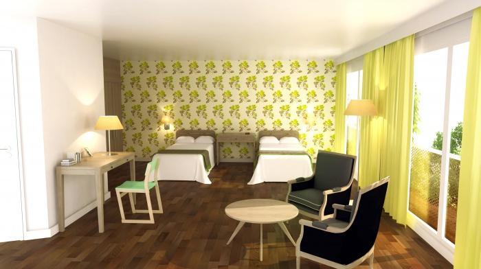 Maison de retraite_ML : chambre double 3