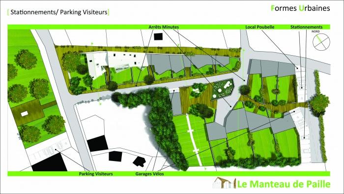 3 logements imbriqués, T2, T3 et T4 - Ecoquartier : 2011_02_16_Présentation Candes 4