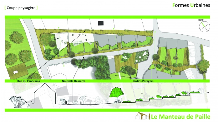 3 logements imbriqués, T2, T3 et T4 - Ecoquartier : 2011_02_16_Présentation Candes 6