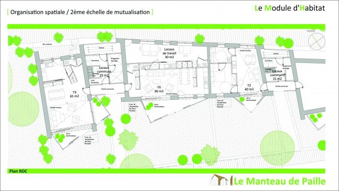 3 logements imbriqués, T2, T3 et T4 - Ecoquartier : 2011_02_16_Présentation Candes 12