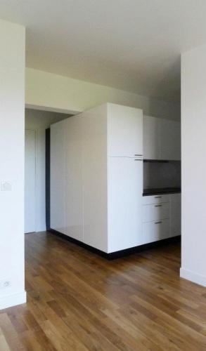 Appartement privé rue de Crimée : cuisine