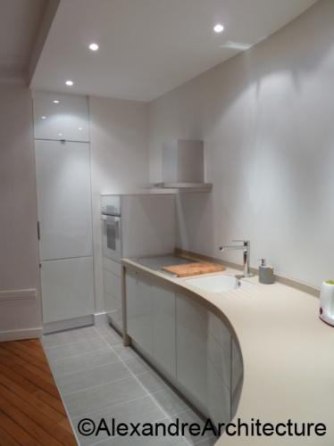 Appartement C : Cuisine