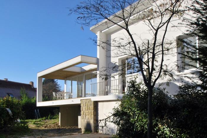 Extension d'une maison  à Andilly : DSC_9138