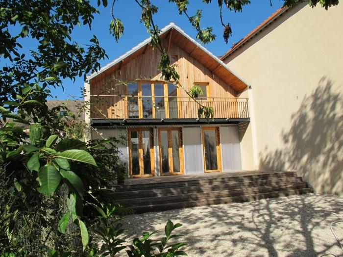 Une maison d'artistes : fred13