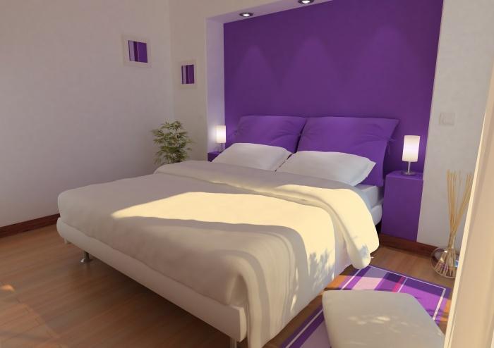 Résidence de tourisme 4 étoiles : Chambre adultes - appartements1