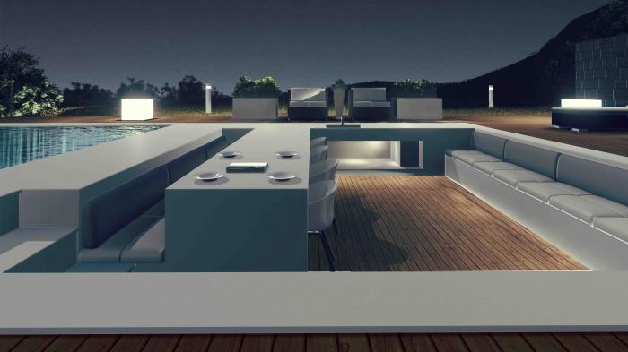 Réhabilitation d'une maison avec jardin : 07