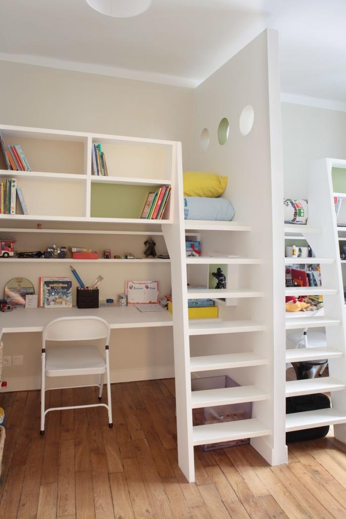 Rénovation d'un appartement : Chambre