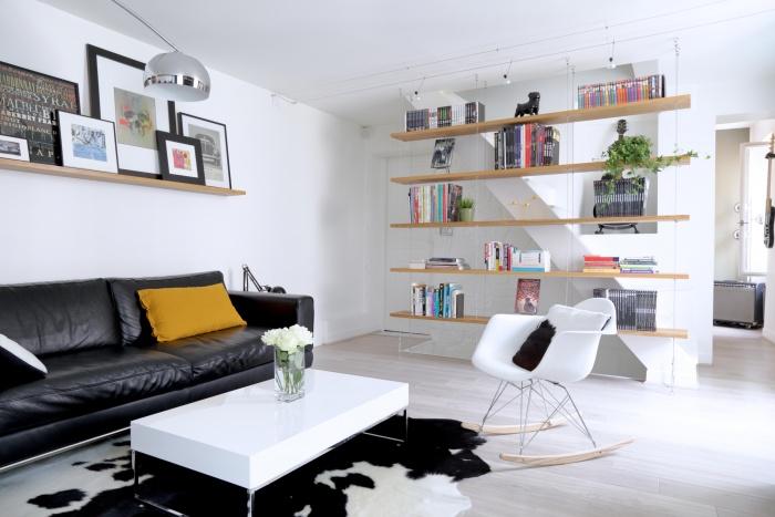 Rénovation partielle d'un appartement : BJ5A1503