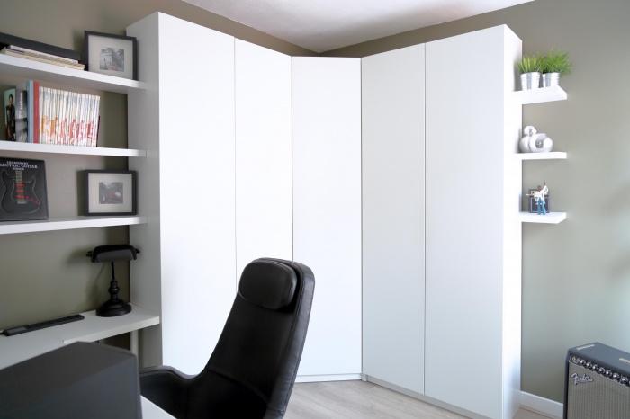 Rénovation partielle d'un appartement : BJ5A1525