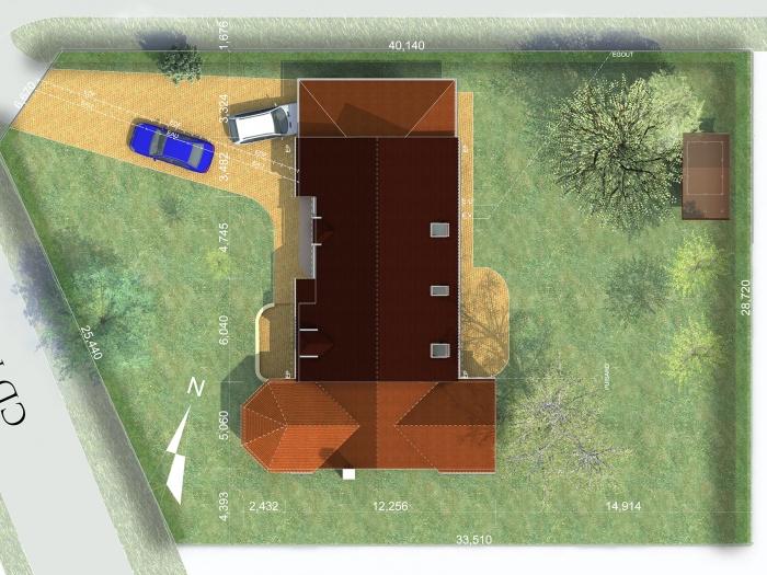 Extension Maison H : 10-2MO