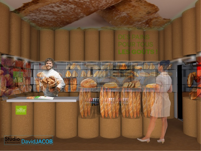 Boulangerie BIO-concept