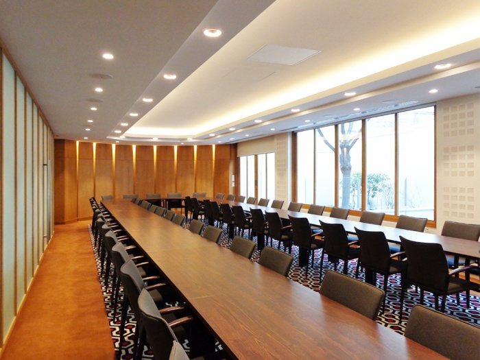 Equipement_salle de réunion à Paris 8e
