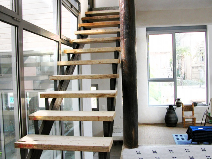 MAISON MASSILIA : Escalier